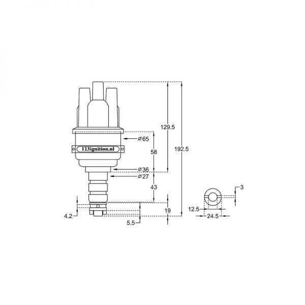 123/GB-4-R-V distributor