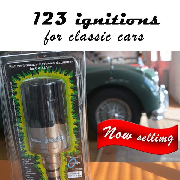 123 ignitions pristine parts