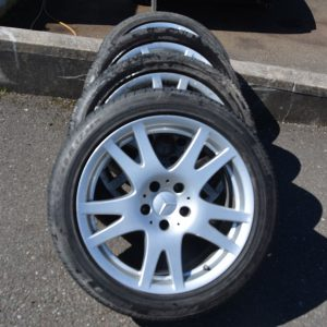 Mercedes Wheels 17 inch