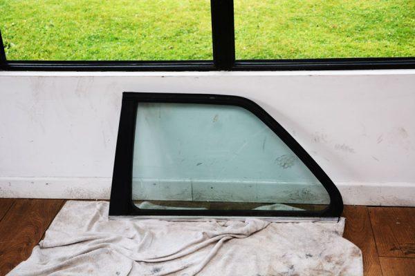 Genuine BMW E30 Glass windows