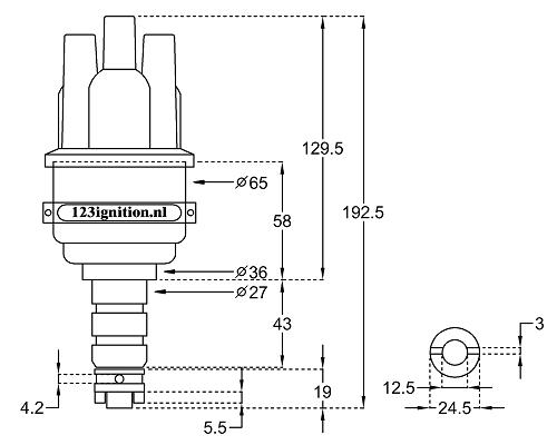 123 ignitons schematic pristine parts