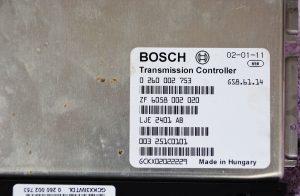 Jaguar XK8/XKR transmission control module time autoparts